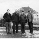 Photo:Hove Lagoon 1960, 2 Charlies Bill and me.
