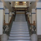 Photo:The wonderful main staircase.