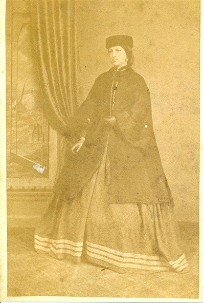 Photo:Octavia Louisa Bligh (nee Passingham, my paternal great-grandmother)