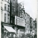 Photo:10-17 Gloucester Place, demolished 1933