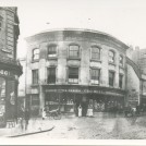 Photo:S2823 - Corner of West Street & Western Road, c1875