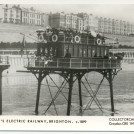 Photo:Volk's Electric Railway, c1899