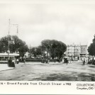 Photo:Grand Parade from Church Street, c1902