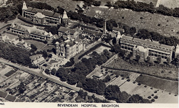 Photo: Illustrative image for the 'Bevendean Hospital (Part 1)' page