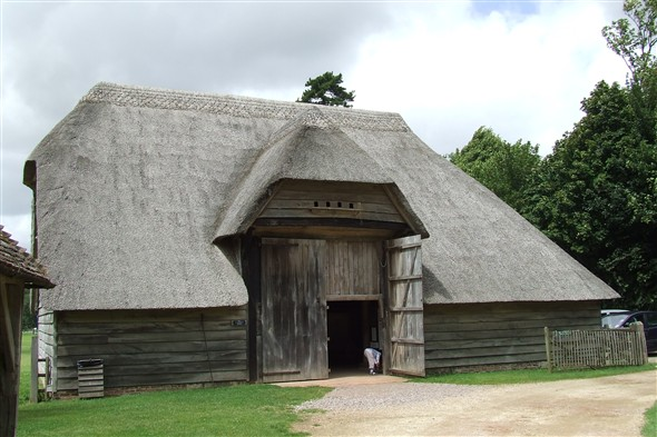 Photo:Court Barn from Lee-on-Solent, Hampshire