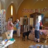 Bygones 10th Anniversary Display at St Cuthmans Church
