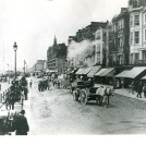 Photo:S1287 - Kings Road under repair, c1909