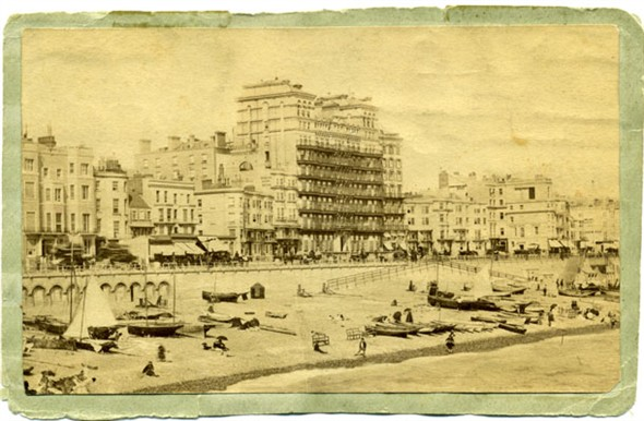 Photo:Grand Hotel from the West Pier